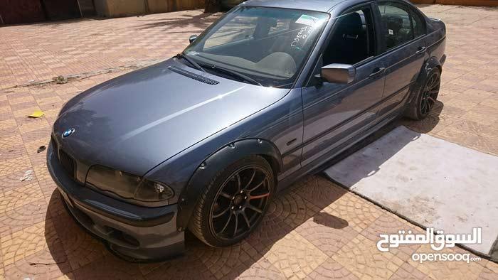 Gasoline Fuel/Power   BMW 328 2002
