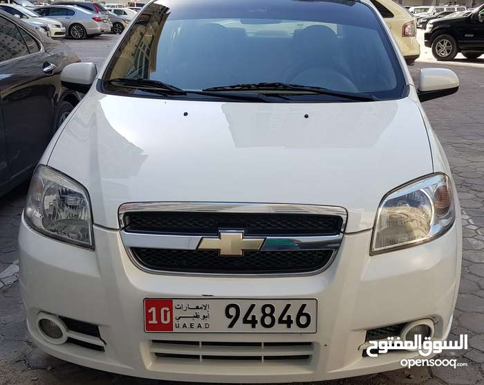 Chevrolet Aveo made in 2013 for sale