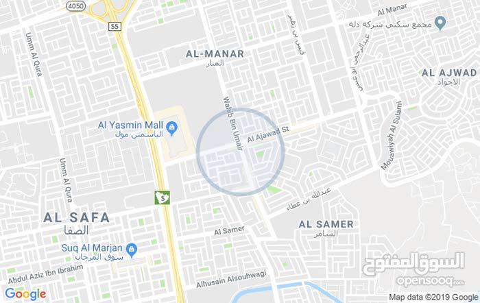 عماره عظم للبيع بحي السامر