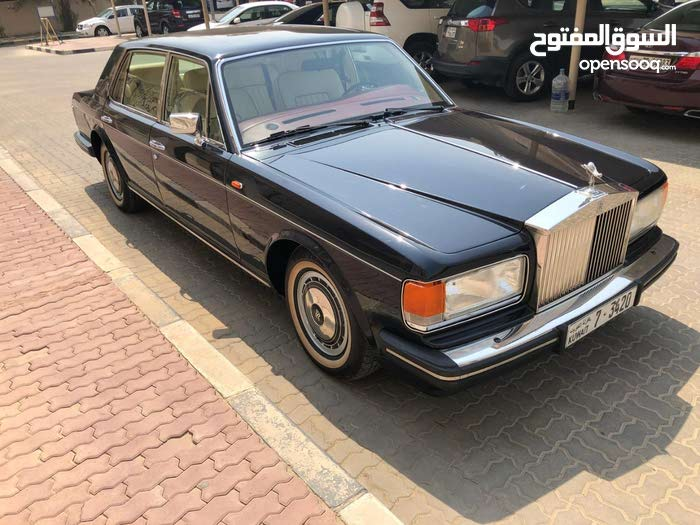 Rolls Royce Silver Spur car is available for sale, the car is in Used condition