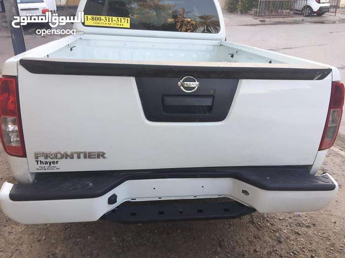 Used Nissan Frontier for sale in Baghdad