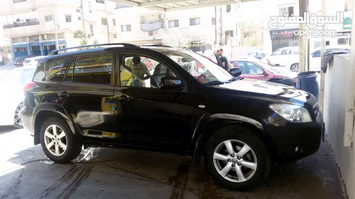 2007 Used RAV 4 with Automatic transmission is available for sale