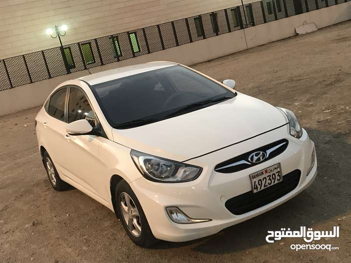 Hyundai Accent 2015 model
