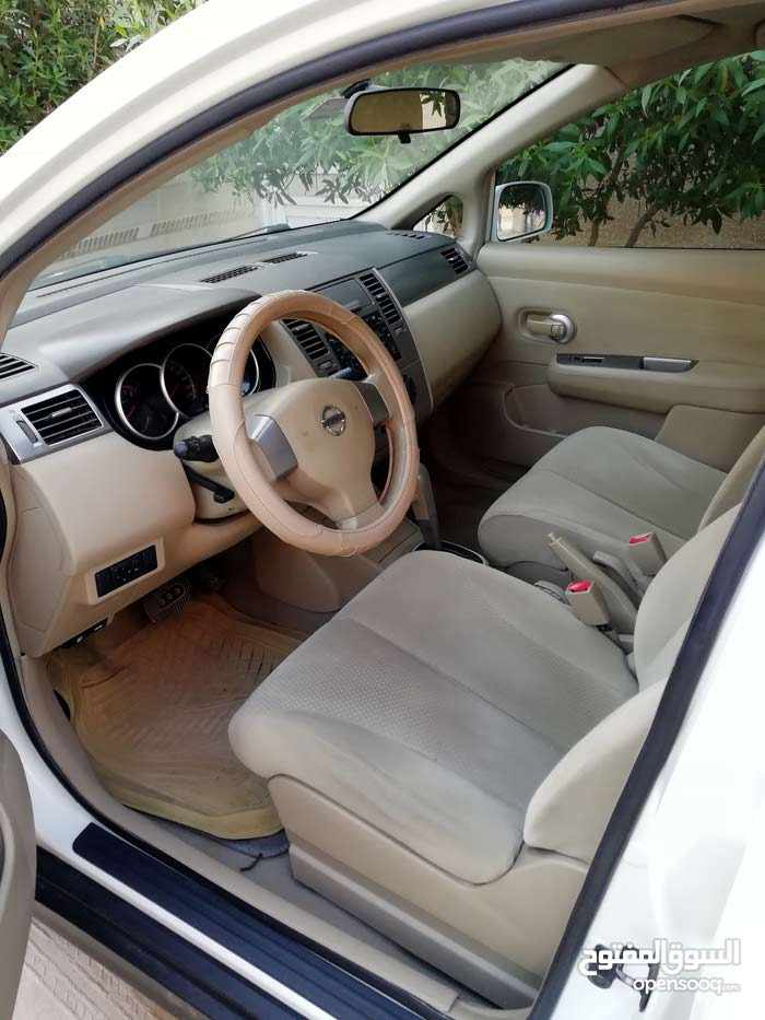 Used 2012 Nissan Tiida for sale at best price