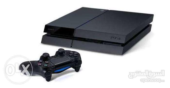 Playstation 4 standard 500g