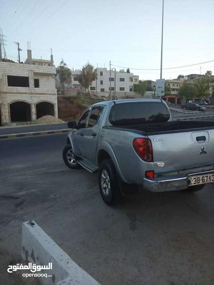 2007 Mitsubishi in Amman