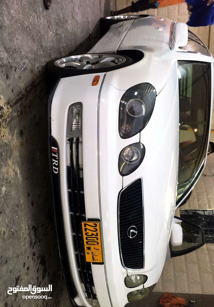 For sale 2000 White GS