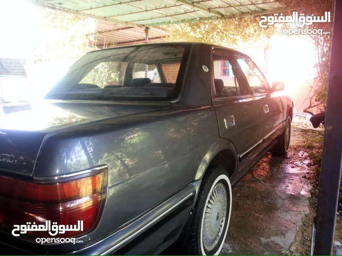 Toyota Supra 1990 For sale - Grey color
