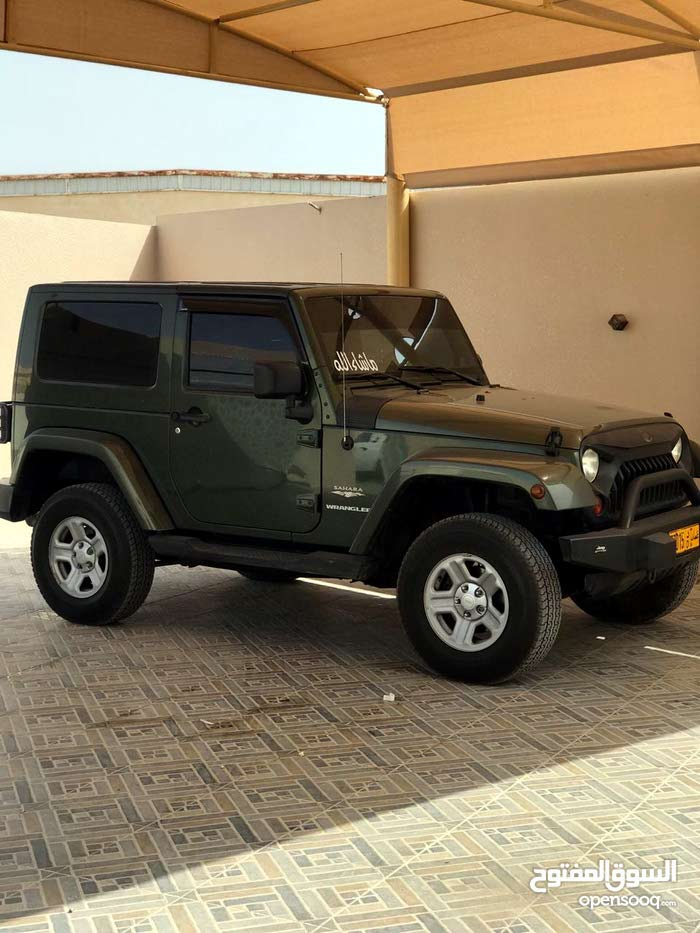 Automatic Jeep 2008 for sale - Used - Barka city