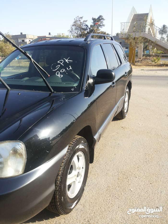 Hyundai Santa Fe car for sale 2004 in Tripoli city