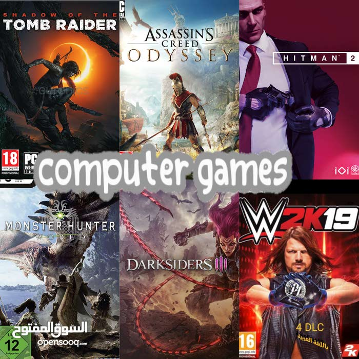 Games for Computer