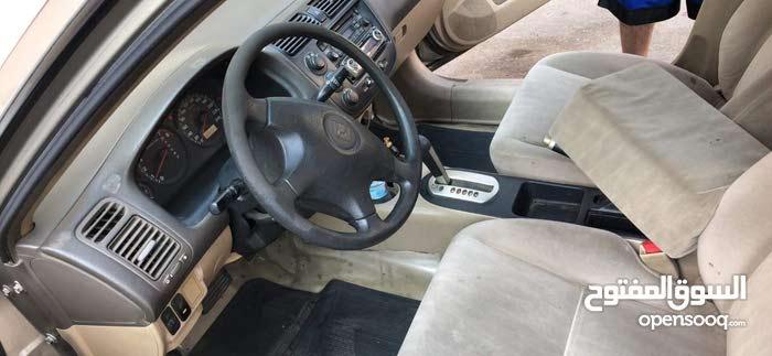 Beige Honda Civic 2004 for sale