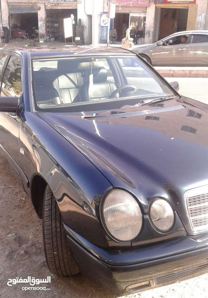 For sale 1998 Blue E 200