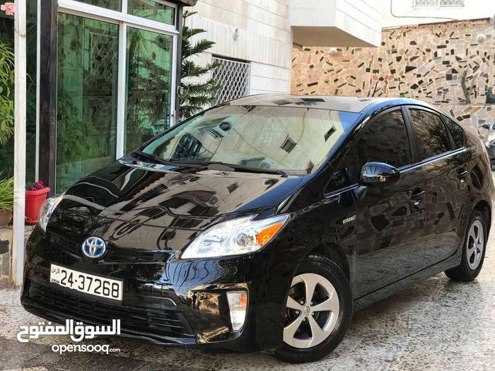 Black Toyota Prius 2015 for sale