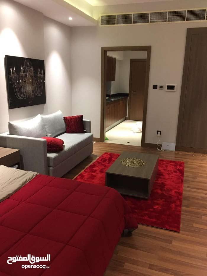 استوديو فاخر للإيجار في السيف Luxurious studio for rent  in Seef area