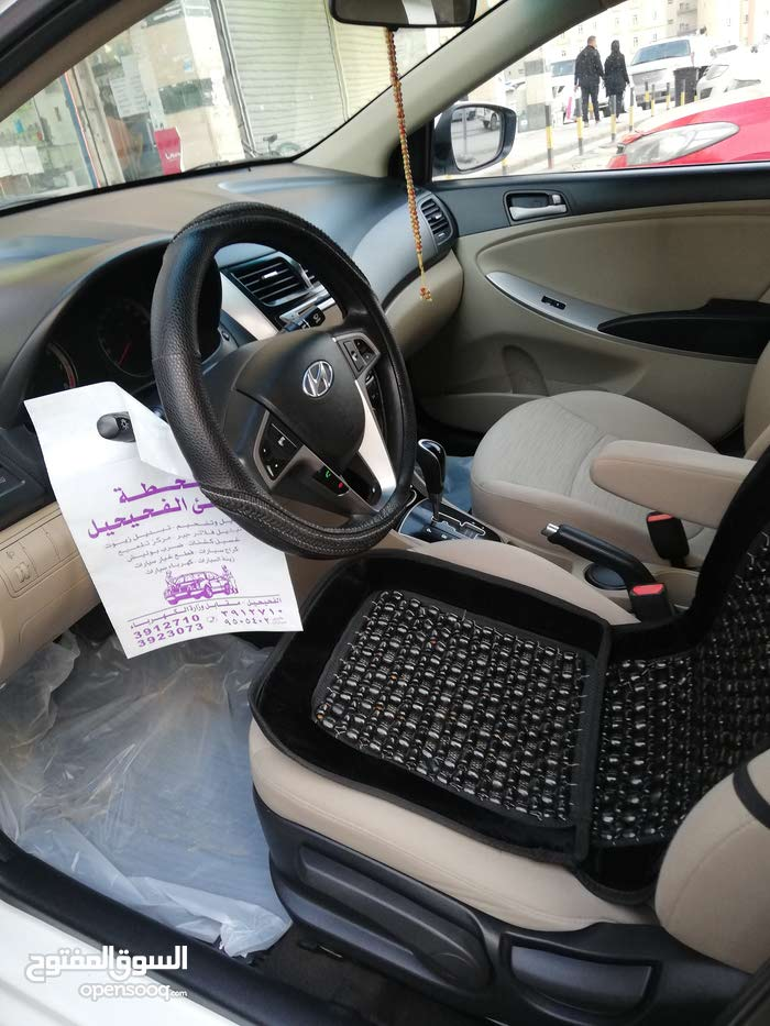 Hyundai accent 2016 in good condition