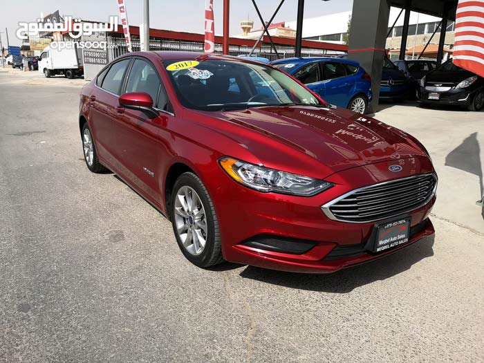 2017 Ford Fusion for sale