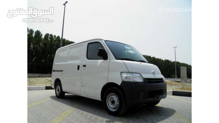 Daihatsu Gran Max car is available for sale, the car is in Used condition