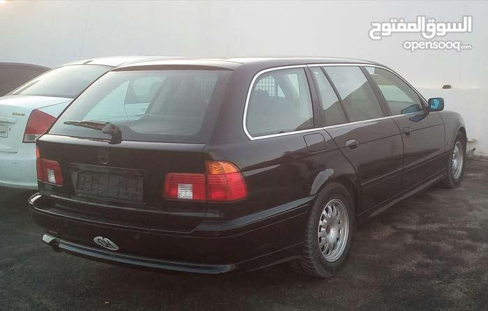 BMW 520 2001 - Tripoli