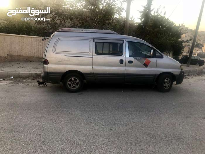 Hyundai H-1 Starex in Amman for rent