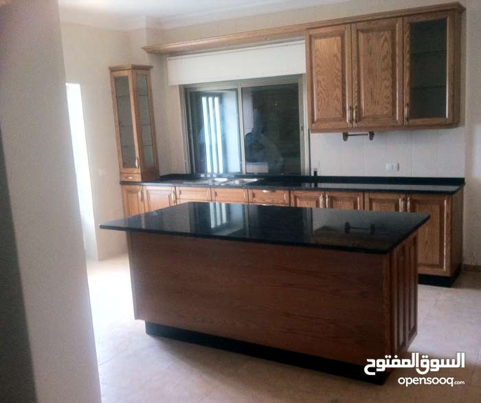 Third Floor  apartment for rent with More rooms - Amman city Airport Road - Nakheel Village