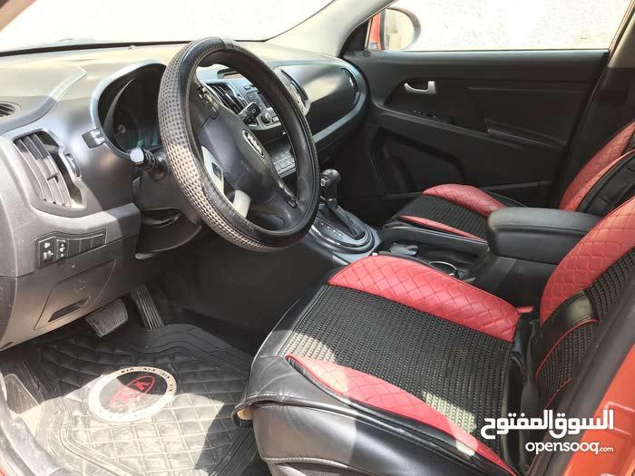Sportage 2014 - Used Automatic transmission