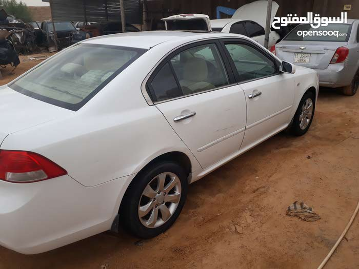 Used Kia Optima for sale in Tripoli