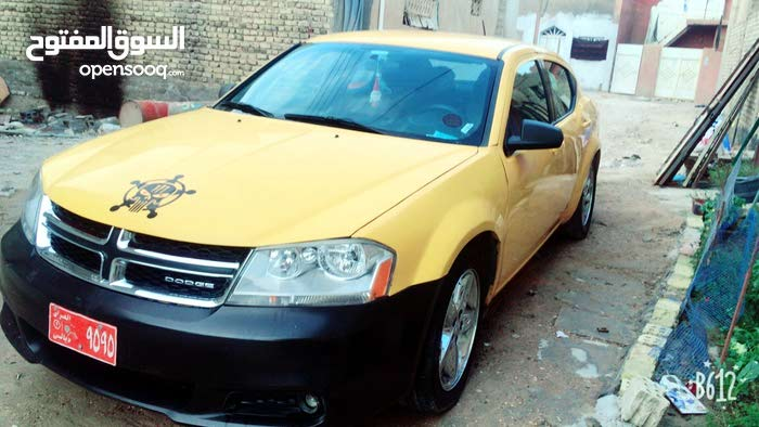 New condition Dodge Avenger 2012 with 0 km mileage