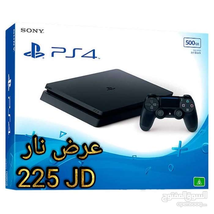 I have a New Playstation 4 - unique specs and for sale.