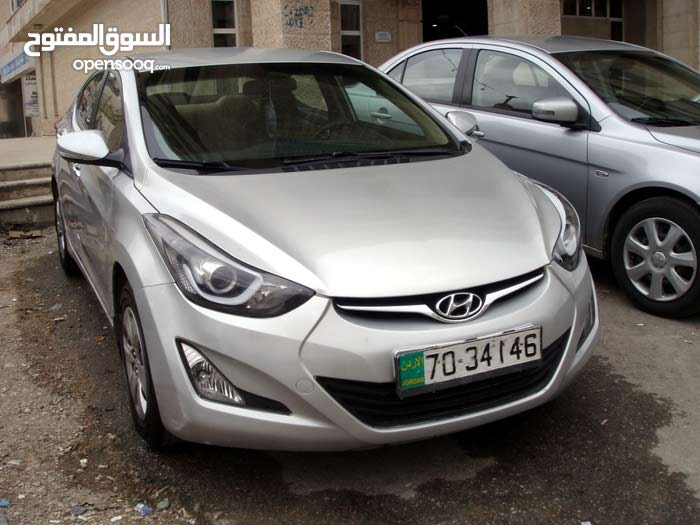 Gasoline Fuel/Power car for rent - Hyundai Elantra 2016