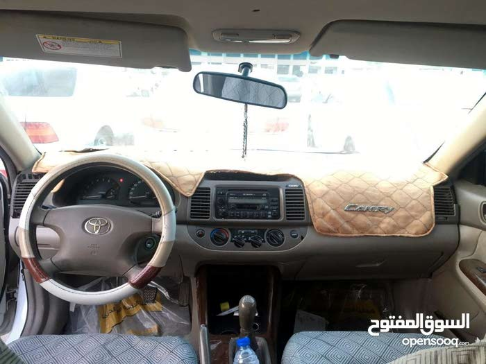 50,000 - 59,999 km Toyota Camry 2003 for sale