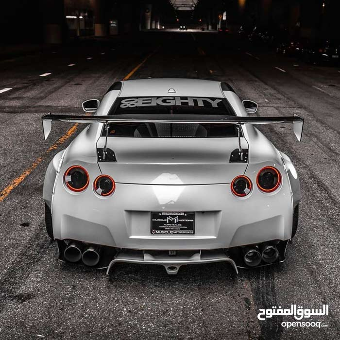 Nissan GT-R car for sale 2010 in Muscat city - (108810377) | Opensooq
