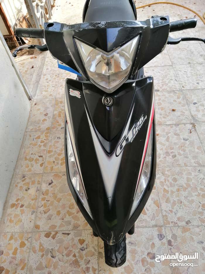 New SYM motorbike up for sale in Najaf