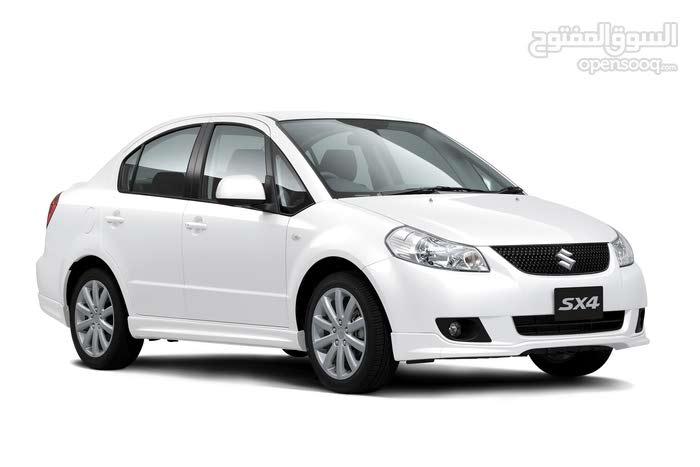 suzuki car SX4 white color in good condition for sale