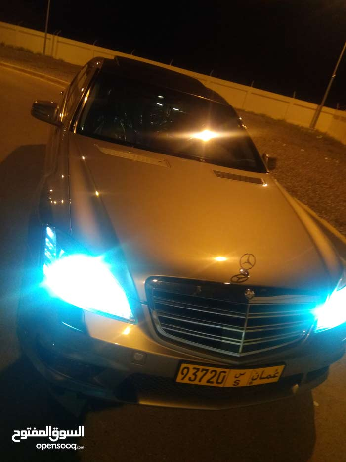 For sale 2007 Silver S 500