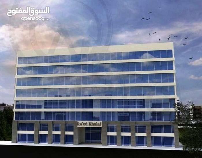 محلات 30 م للايجار في شارع عبدالله غوشة