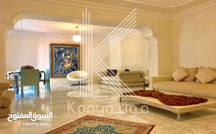 شقة 340م للبيع في عبدون