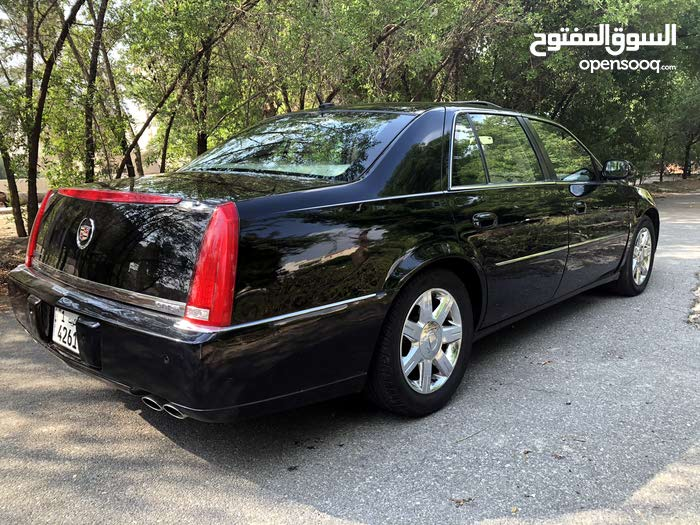 Available for sale!  km mileage Cadillac DTS 2006