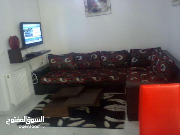 شقة مفروشة 60م للايجار  تونس العاصمه