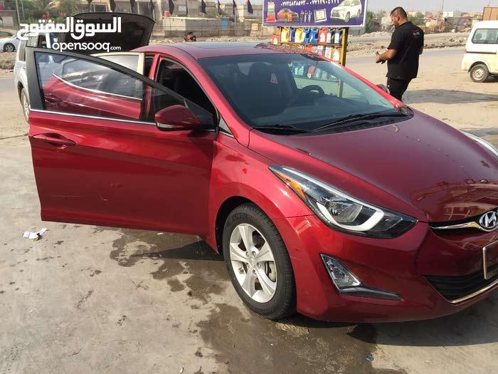 10,000 - 19,999 km Hyundai Elantra 2016 for sale