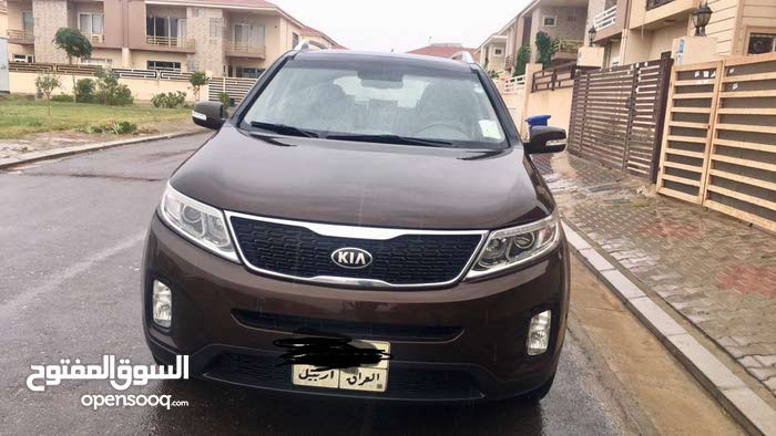 Sorento 2013 - Used Automatic transmission