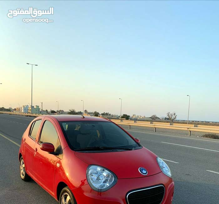 Geely Other car for sale 2015 in Muscat city