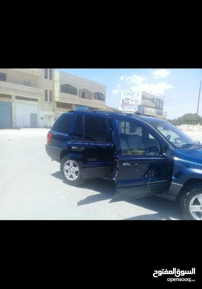 Used Jeep Grand Cherokee in Amman