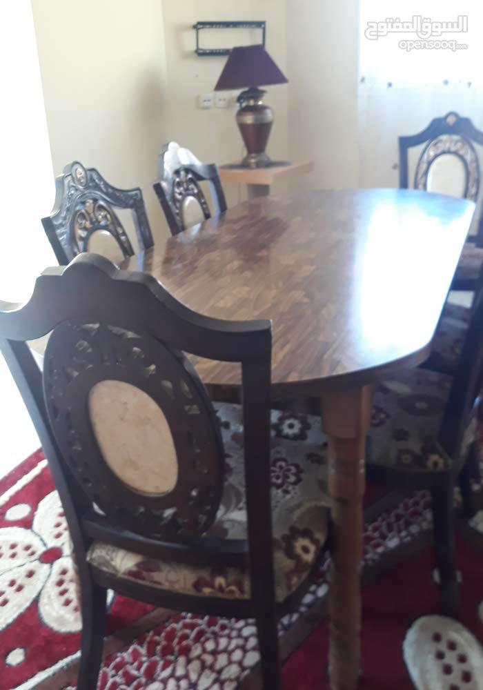 طاولة سفرة زان