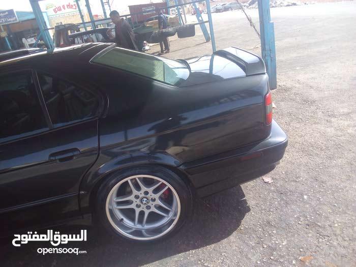 BMW 520 1991 For sale - Black color