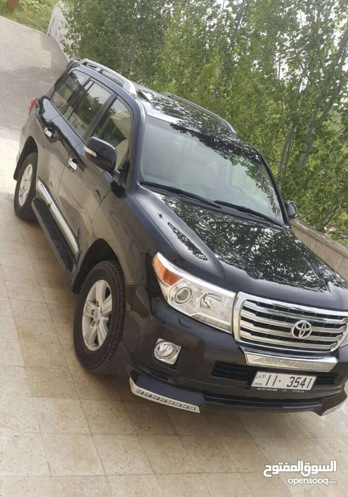 Automatic Toyota Land Cruiser for sale