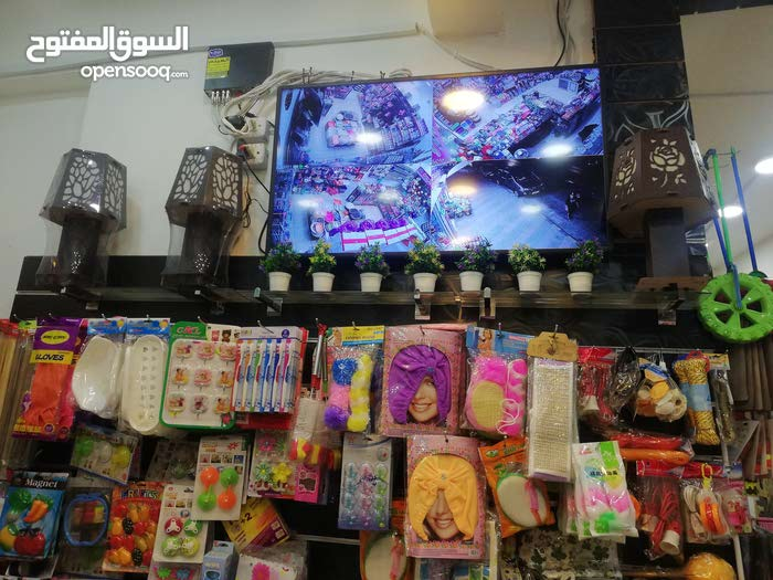 محل اكسسوارات ونثريات أبو النص للبيع