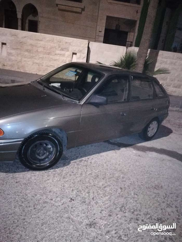 10,000 - 19,999 km Opel Astra 1993 for sale