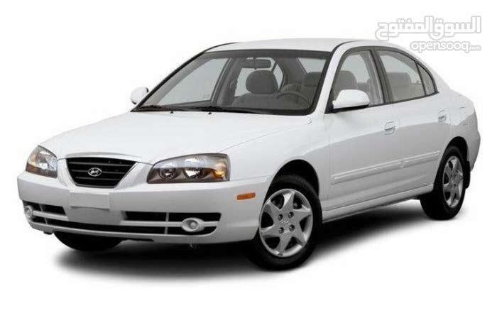 White Hyundai Elantra 2000 for sale