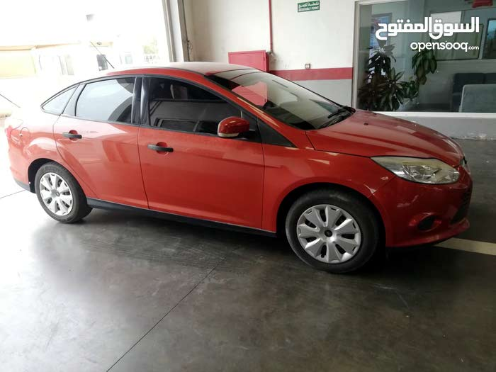 Ford Focus car for sale 2012 in Muscat city